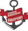 LIQUOR WAREHOUSE OF FREEPORT logo