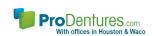 Pro Dentures logo