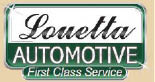 Louetta Automotive Logo