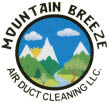 MOUNTAIN BREEZE AIR DUCT CLEANING logo