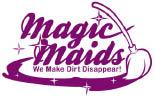 MAGIC MAIDS logo