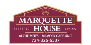 MARQUETTE HOUSE logo