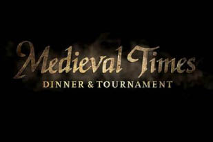 Medieval Times Dinner & Tournament logo Schaumburg, IL