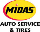 Midas Logo in Dayton Ohio logo