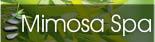Mimosa Spa logo