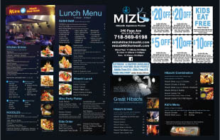 Mizu coupons