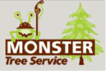 Monster Tree Service,tree removal,stump grinding,tree & shrub pruning,lot clearing,crane service