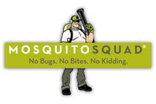 Mosquitos Squad 21 Day All Natural Mosquito and Tick Barrier Spray.