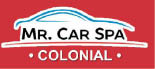 MR. CAR SPA COLONIAL CAR WASH logo