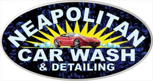 NEAPOLITAN CAR WASH logo