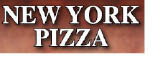 New York Pizza Restaurant in Chester NJ logo