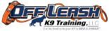 OFF LEASH K9 TRAINING logo