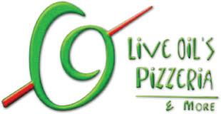 Olive Oil's Pizzeria logo in Canonsburg PA