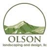 OLSON LANDSCAPING & DESIGN logo
