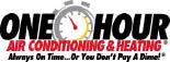 One Hour Air Logo West pasco FL