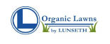 Organic Lawns by LUNSETH Logo