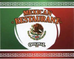ORIGINAL MEXICAN RESTAURANT logo