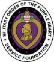 Purple Heart Service Foundation logo, Detroit, Michigan