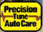 Precision Tune Sunnyvale logo