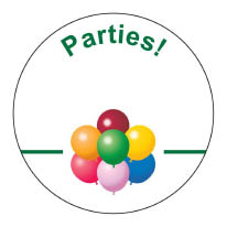 Parties! Llc coupons