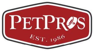 Pet Pros logo in Metro Portland, OR