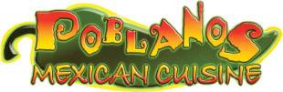 Poblanos Mexican Cuisine logo, N. Charleston SC