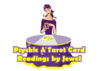 Psychic and Tarot Card Readings by Jewels