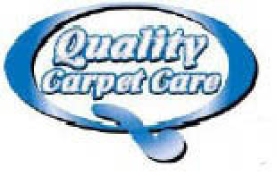 QUALITY CARPET CARE logo