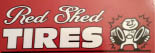 Red Shed Tires Logo