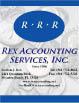 REX ACCOUNTING SERVICES, INC. logo