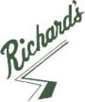 RICHARDS FUEL & HEATING logo