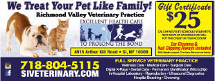 Richmond County Veterinary Practice coupons