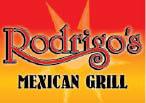 Rodrigo's Mexican Grill logo in Huntington Beach, CA
