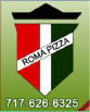 Roma Pizza, Lititz, PA, Pizza, Cheese Steaks, Burger, Subs, Fries, Pasta, Salads.