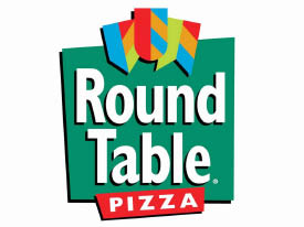 Round Table Pizza in Oakland, Concord and Martinez CA logo