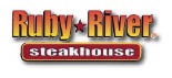 Ruby River Steakhouse logo in Reno Nevada