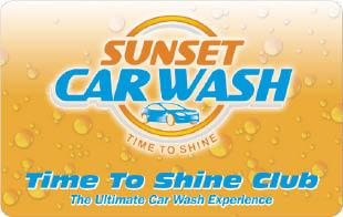 Sunset Car Wash Coupon Los Angeles