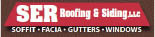 SER Roofing and Siding LLC contractor located in Brookfield Wisconsin logo