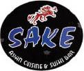 Sake Asian Cuisine & Sushi Bar logo in Southside Works in Pittsburgh PA