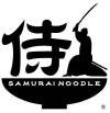 Samurai Noodle logo for Seattle WA