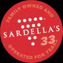 Order Sardella's Tonight!