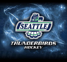 SEATTLE THUNDERBIRDS HOCKEY COUPONS: 4 Tickets* Just $54 - Friday, February 10th vs. Tri-City Americans 7:35pm