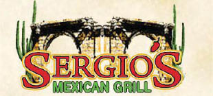 Free Appetizer, With purchase of 2 dinners & 2 drinks Sergio's Mexican Grill 281-256-7077