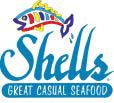 SHELLS SEAFOOD logo