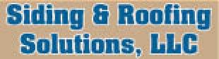 SIDING & ROOFING SOLUTIONS, LLC logo