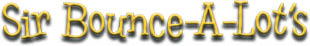 Bounce house coupons Green Bay, Family Entertainment, Birthday party, inflatables