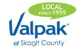 Valpak local marketing & advertising solutions located in Bellingham serving Skagit County.