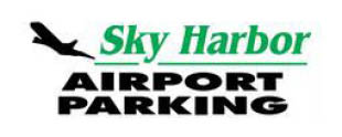 Sky Harbor Airport Parking logo Phoenix, AZ