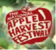 National Apple Harvest Logo