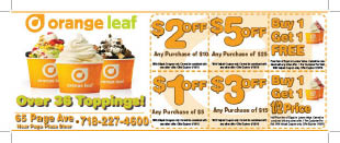 Orage Leaf coupons